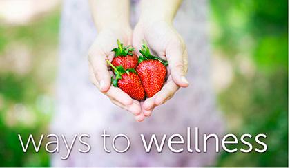 ways to wellness