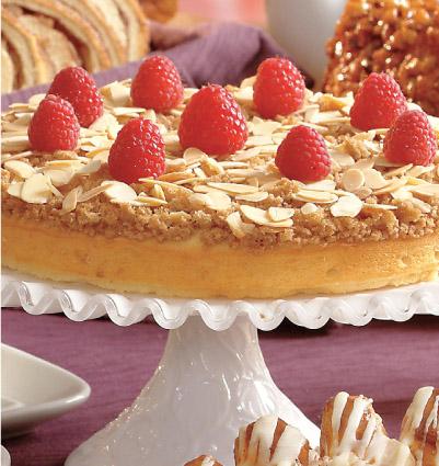 Almond Coffee Cake